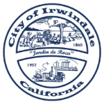 Irwindale Seal Blue