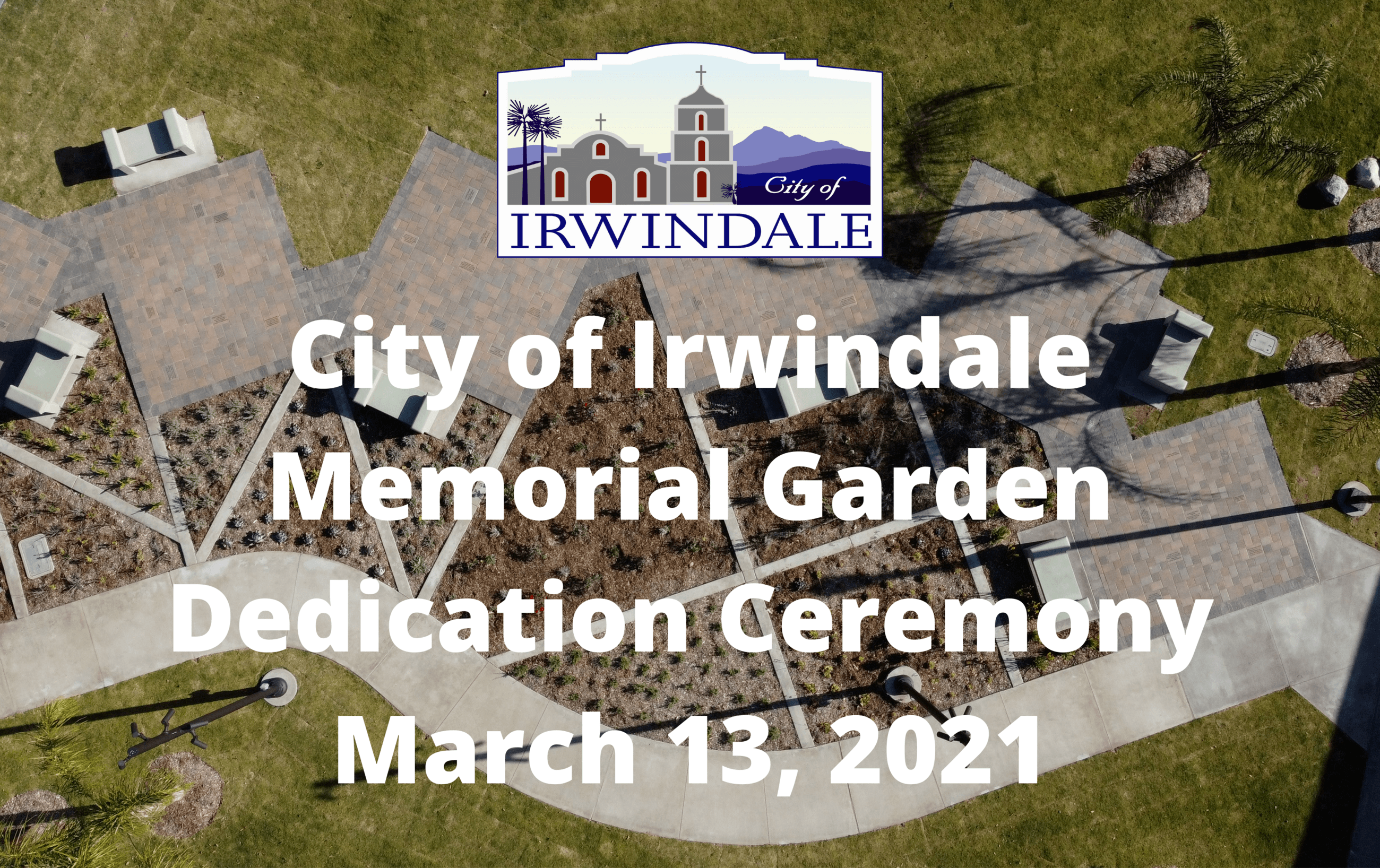 Memorial Garden Dedication Ceremony